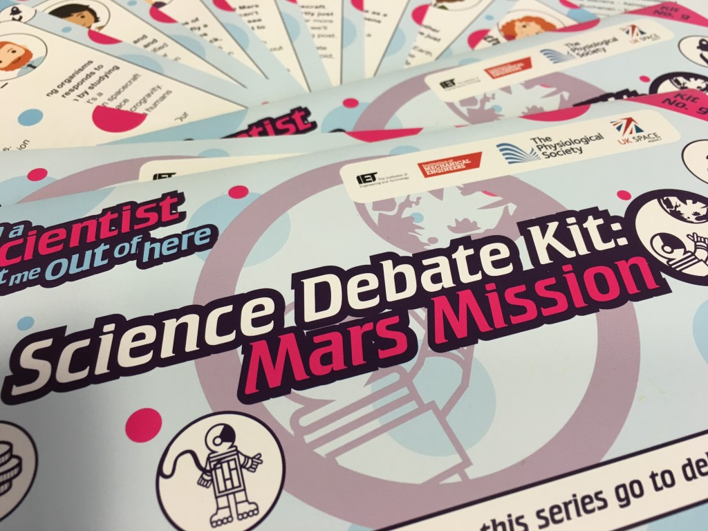 Mars Mission Debate Kit