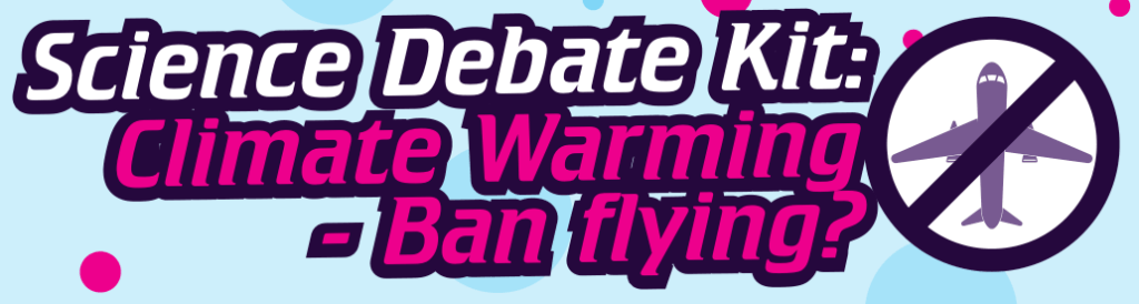 Climate Warming Debate Kit Graphic