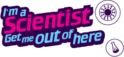 I'm a Scientist, Get me out of here! - UK logo